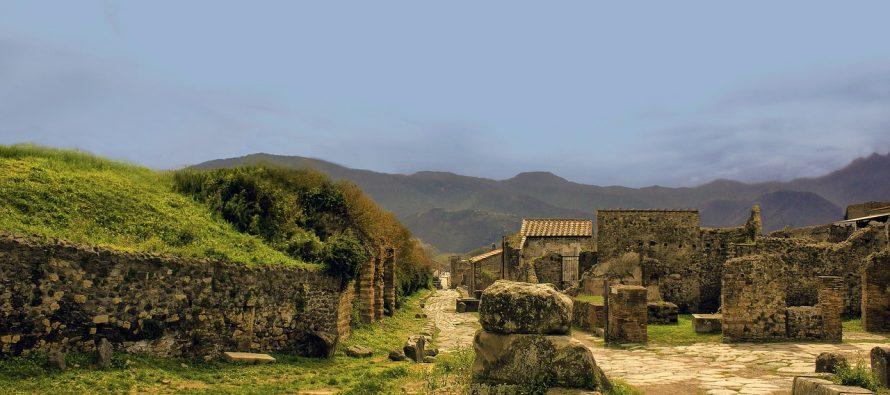 U Pompeji otkriveni ljudski ostaci