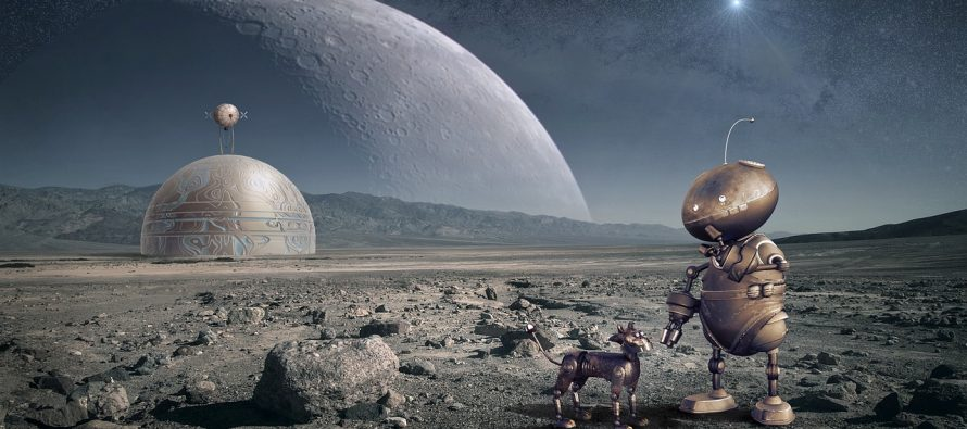 Osmišljen i predstavljen robot-pas