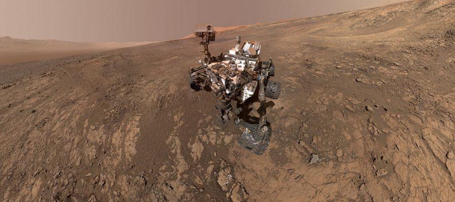 Peščana oluja na Marsu dovela do gubitka kontakta sa vozilom