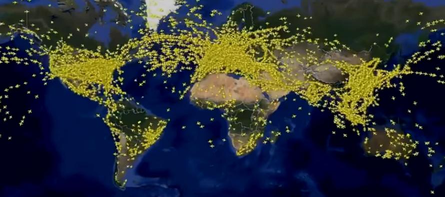 Kada je nebo brojalo najviše aviona?