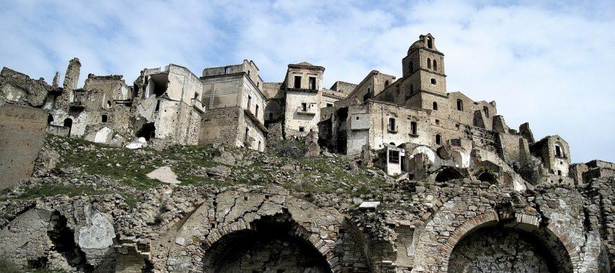 Ovi napušteni gradovi poznati su kao gradovi duhova