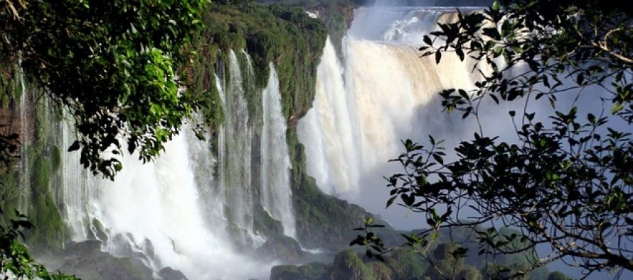 Najspektakularniji vodopadi na svetu!
