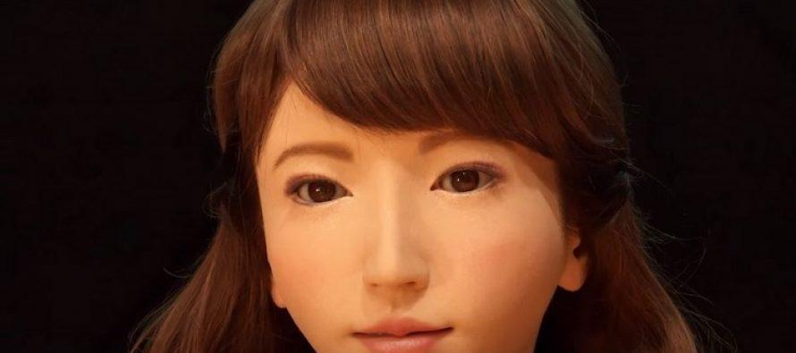 Robot postaje TV voditelj?