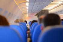 Zašto su sedišta u avionu plave boje?
