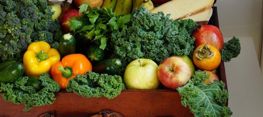 Hrana koja je bogata nutrijentima, a ne goji