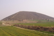 Kako su građene kineske piramide?