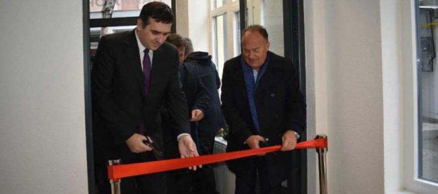 Otvoren novoizgrađeni paviljon Studentskog doma u Kragujevcu