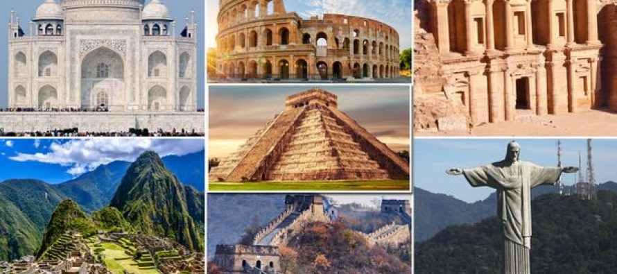 Novih sedam svetskih čuda!