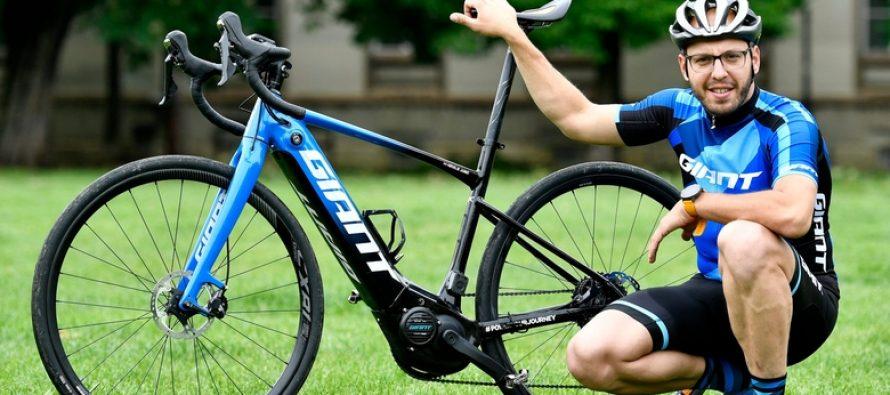 Put oko sveta na električnom biciklu!
