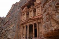 Drevni grad Petra!