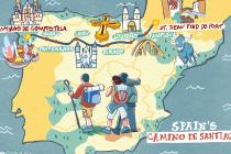Put za Santjago – put svetog Jakova