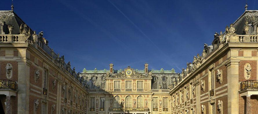 Versajski dvorac – Lovački dvor Luja XIV
