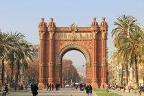 Trijumfalni luk – Barselona, Španija