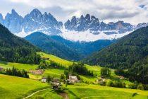 Grandiozni Dolomiti – Italija