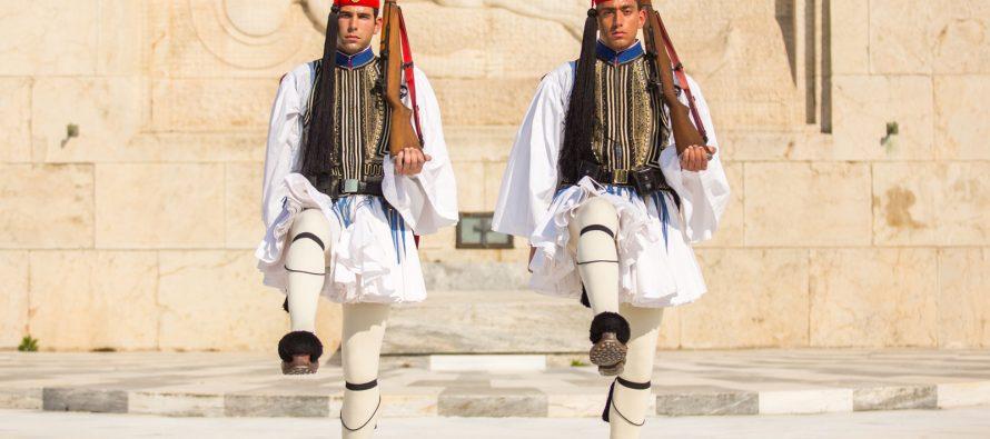 Evzoni – Elitni red grčke vojske