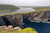 Da li ste čuli za jezero na litici Farskih ostrva?