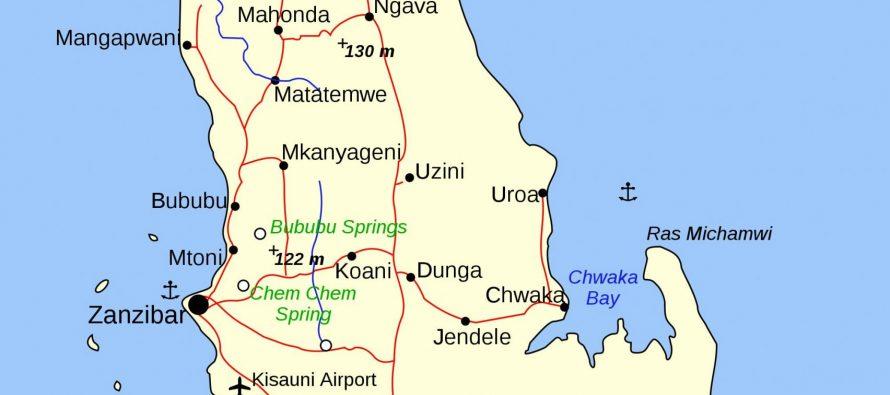 Upoznajte Zanzibar